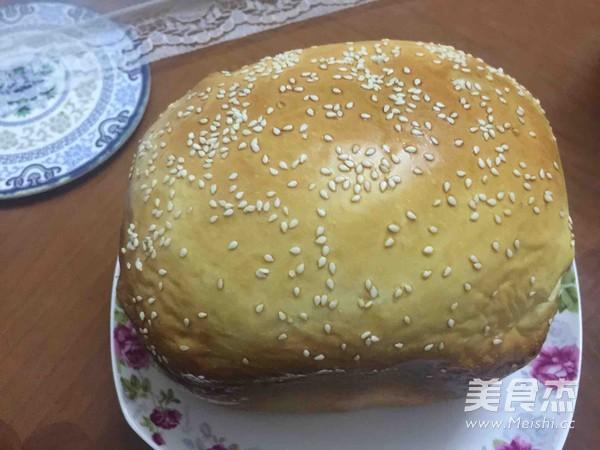 面包机版提子甜面包怎么炒
