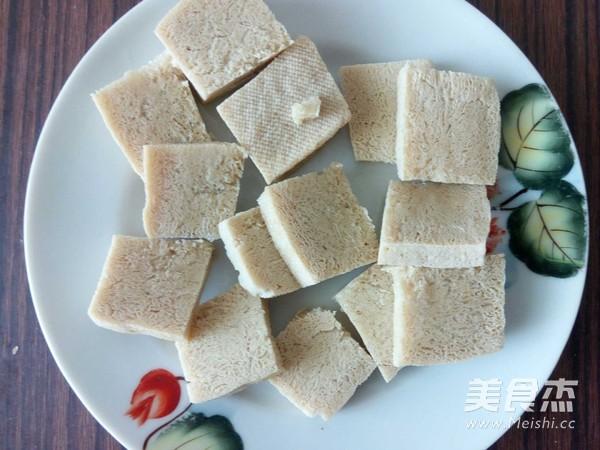 冻豆腐炖鱼怎样做