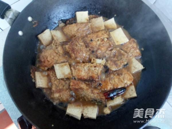 冻豆腐炖鱼怎样炒