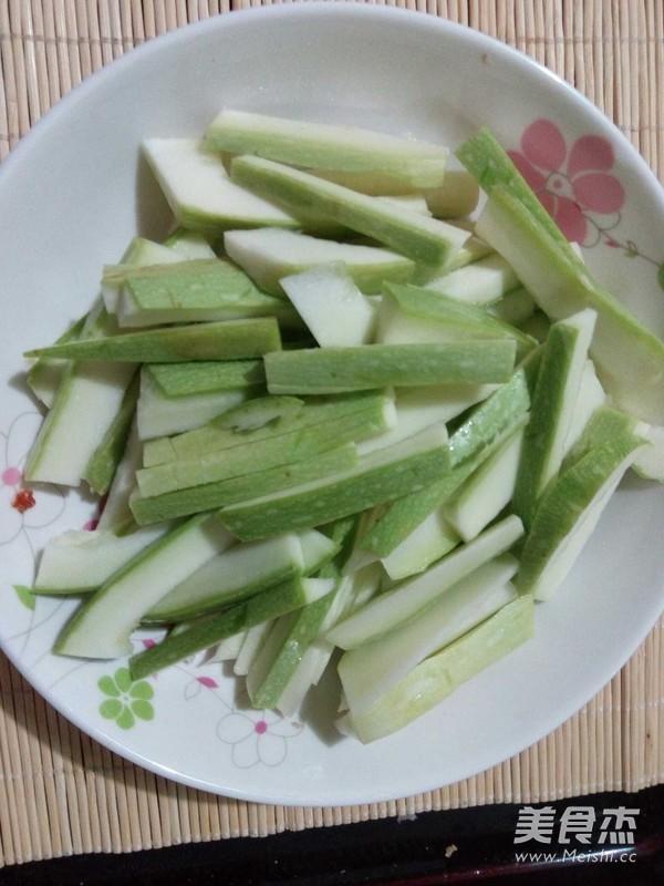 豆干西葫芦炒粉条怎么吃