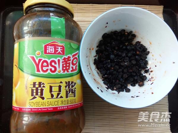 里脊肉炒黄豆酱的做法大全
