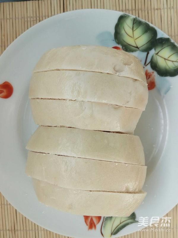 鸡蛋奶香馍怎么炒
