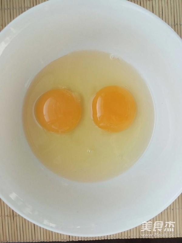 鸡蛋奶香馍怎么煮