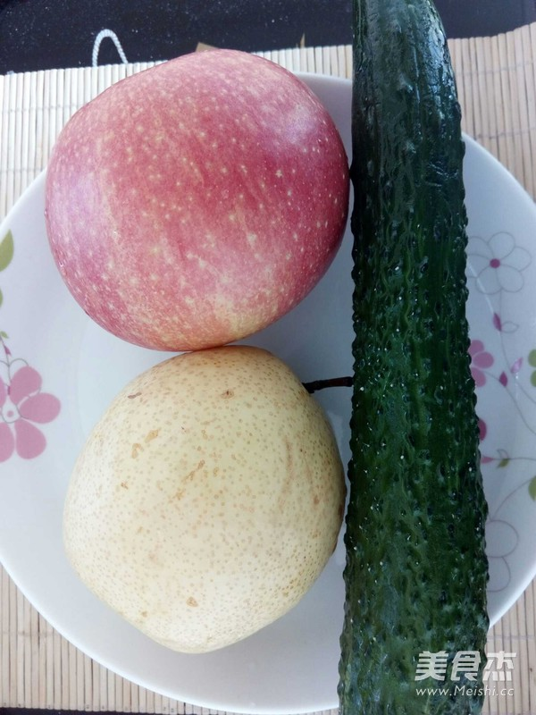 拌水果黄瓜的做法大全