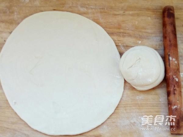 香菇白菜帮炒饼的家常做法