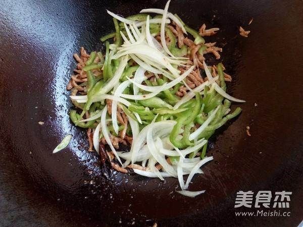 里脊肉炒海带怎么煮