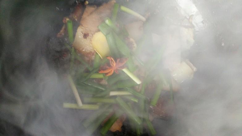 白菜炖粉条怎么煮