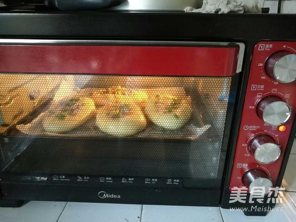 培根面包怎么煮