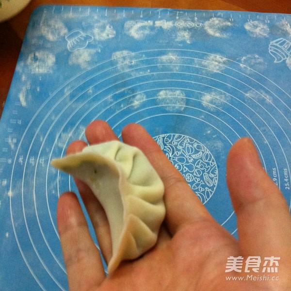 韭菜猪肉饺子怎么做