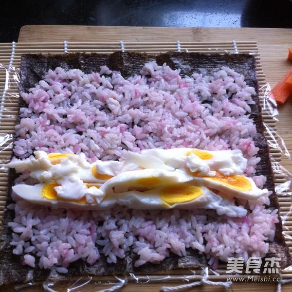 五彩寿司怎么炒