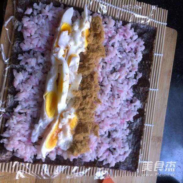 五彩寿司怎么煮