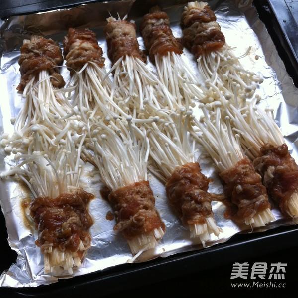 金针菇肥牛卷怎么吃