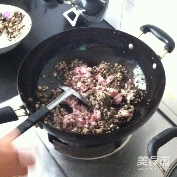 香菇木耳烧卖的家常做法