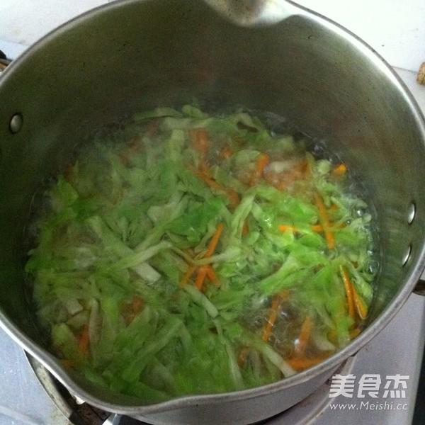 简易石锅拌饭的做法图解