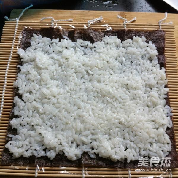 土豆鸡蛋寿司怎么做