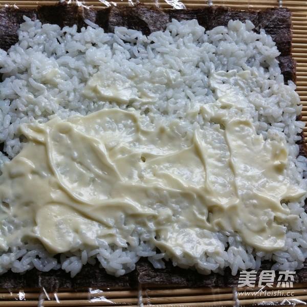 土豆鸡蛋寿司怎么炒