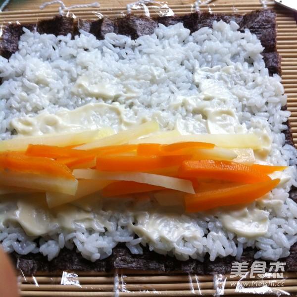 土豆鸡蛋寿司怎么煮
