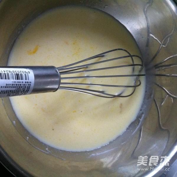 奶黄馅怎么做