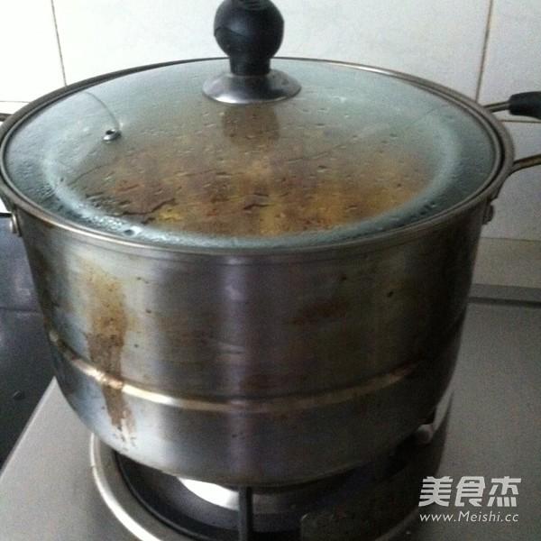 南瓜红枣发糕怎么煮