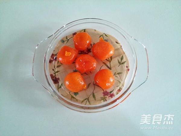 苏式月饼之蛋黄酥的做法图解