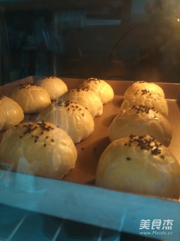 苏式月饼之蛋黄酥的做法大全