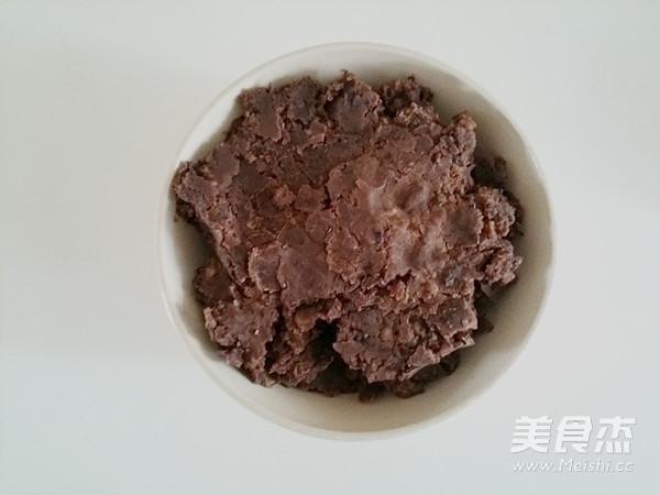 红豆沙面包的家常做法
