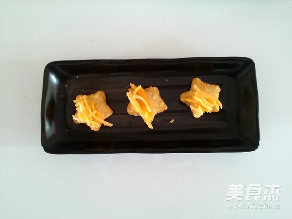车打干酪焗土豆薯饼的家常做法