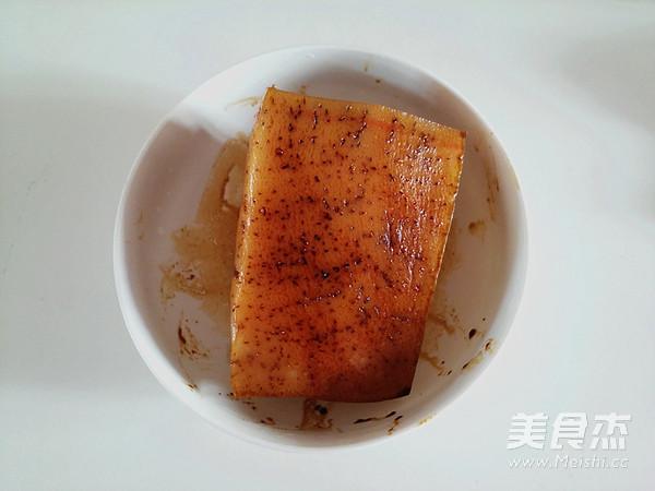 香芋扣肉怎么炒