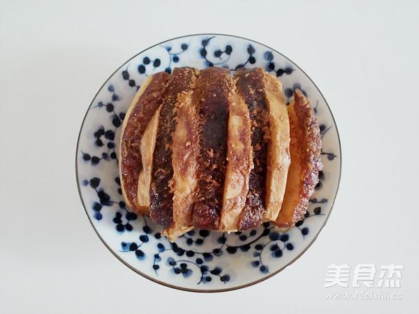 香芋扣肉的制作方法