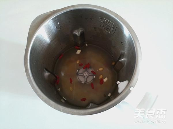 红薯枸杞豆浆怎么煮