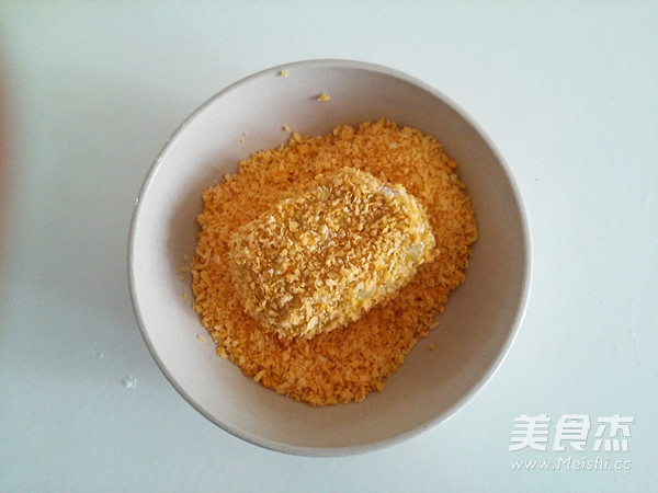 咖喱可乐饼-简单易做的异国小吃怎样煮