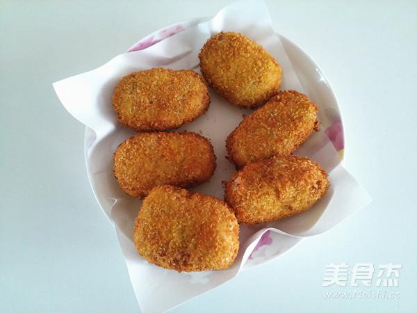 咖喱可乐饼-简单易做的异国小吃的制作大全