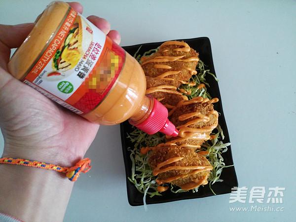 咖喱可乐饼-简单易做的异国小吃的做法大全