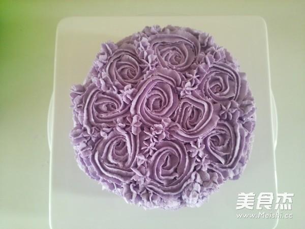 花式奶油蛋糕怎样煸