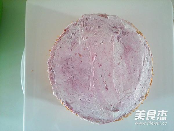 花式奶油蛋糕怎么做