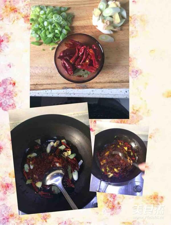 麻辣干锅的家常做法