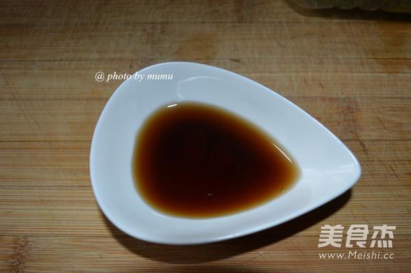 凉调豌豆苗的做法图解