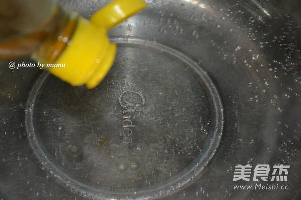 凉调豌豆苗的简单做法