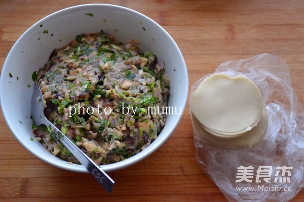 生煎水饺的做法大全