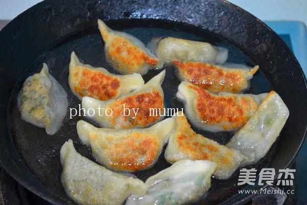 生煎水饺怎么做