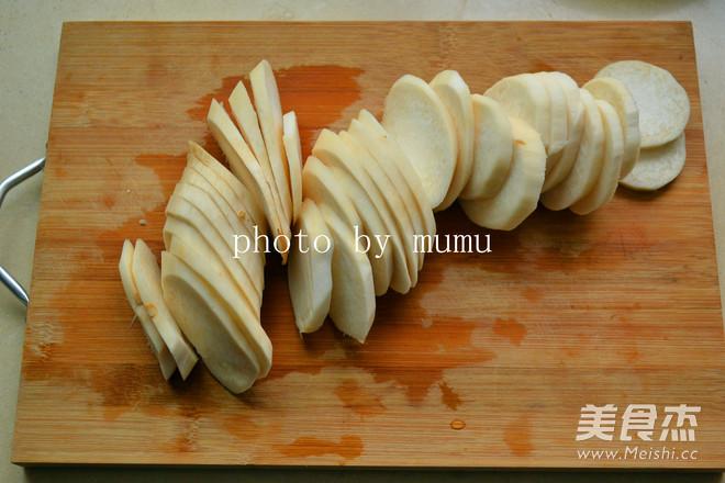 蚝油杏鲍菇的做法图解