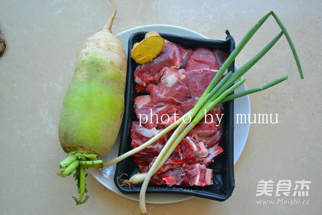 羊排炖萝卜的做法大全