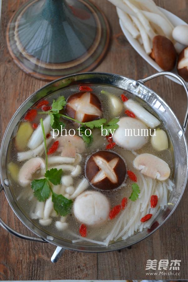 菌菇火锅怎么炒