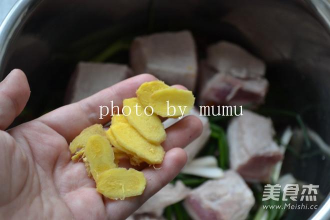 招财纳福---栗子东坡肉怎么炒