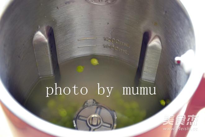 肉松豌豆米糊怎么吃