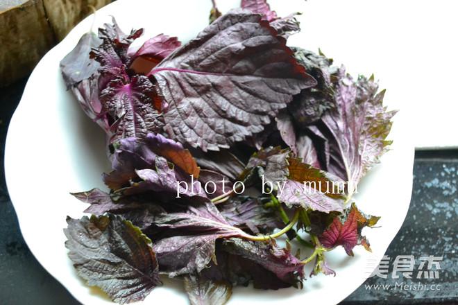 紫苏炒田螺肉怎么炒