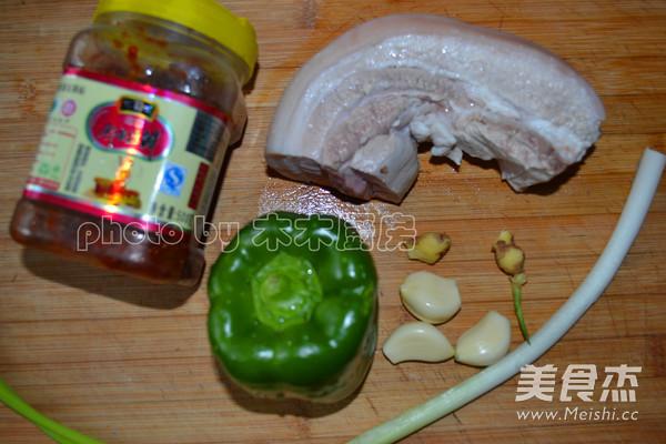 豆瓣酱回锅肉的做法大全