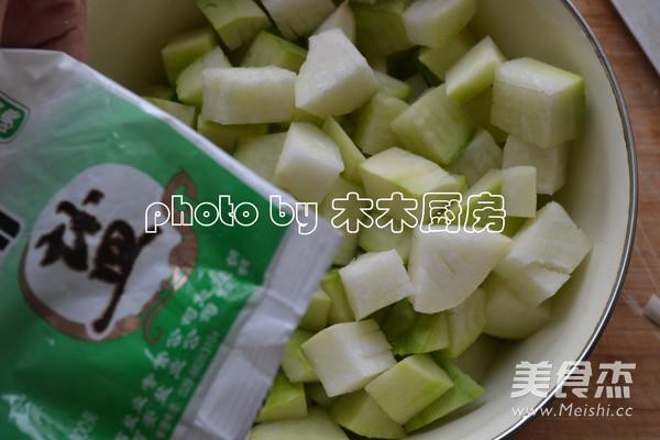 韩式腌萝卜的家常做法