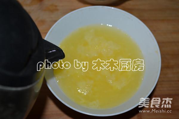 豆腐蒸蛋的家常做法