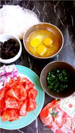 西红柿打卤面的简单做法
